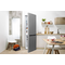 Indesit LR7 S1 S Fridge Freezer in White