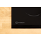 Indesit VIA 320 XS C Induction Hob in Black