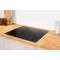Indesit Aria VIS 640 C Induction Hob in Black