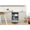 Indesit DFG 26B1 S MyTime Dishwasher in Silver