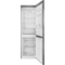 Whirlpool freestanding fridge freezer: frost free - BSNF 8101 OX