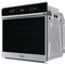 Whirlpool built in electric oven: inox color, self cleaning - W7 OS4 4S1 P
