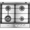 Whirlpool gas hob: 4 gas burners - GMW 6422/IXL
