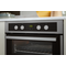 Whirlpool built in double oven: electric - AKL 309 IX