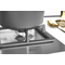 Whirlpool Gas Hob: 5 gas burners - GMW 7552/IXL