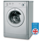 Indesit Ecotime IDV 75 S Tumble Dryer in Silver