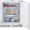 Integrated Under Counter Freezer in White