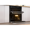 Indesit Aria IDU 6340 BL Electric Built-under Oven in Black