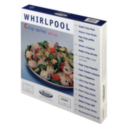 Small Crisp Plate Whirlpool Uk